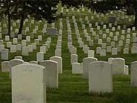 Arlington Cemetery Gravesites